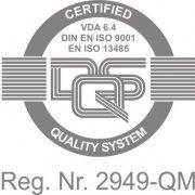 Qualität Zertifizierung Siegel DQS